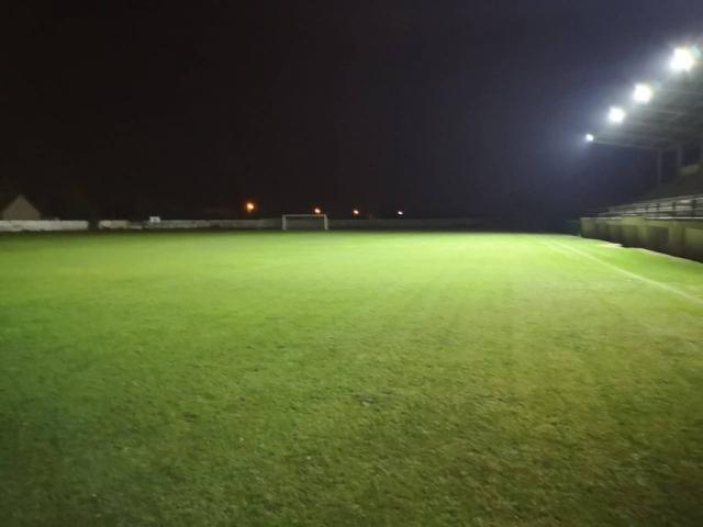 "Stadion ""Miladin Vujin"" pod LED reflektorima"