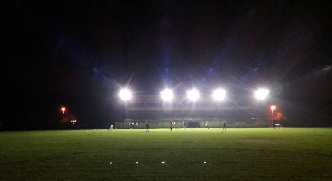 FK Vojvodina pod sjajem LED reflektora